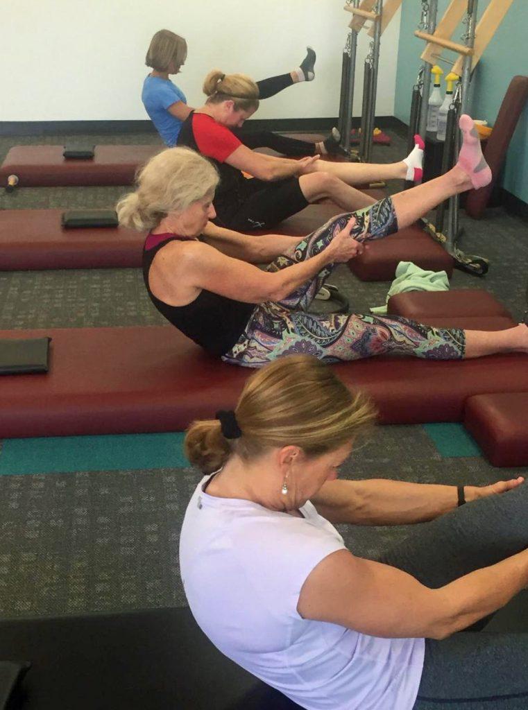 1 pilates classes va beach